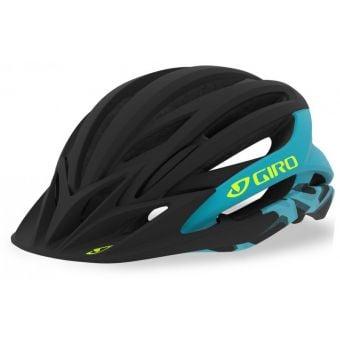Giro Artex MIPS MTB Helmet Matte Black/Iceberg Reveal Camo
