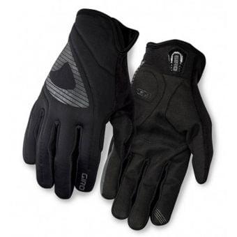 Giro Blaze Cold Weather Gloves Black 2015 Large