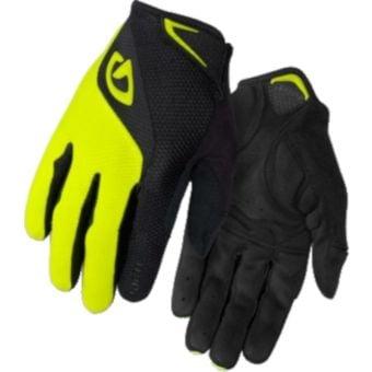 Giro Bravo Gel LF Gloves Black/Yellow