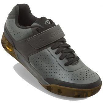 Giro Chamber II SPD MTB Shoes Black/Dark Shadow Size 42