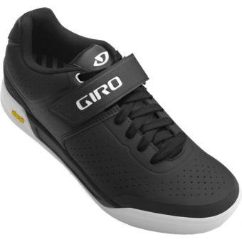 Giro Chamber II SPD MTB Shoes Black/White