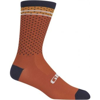 Giro Comp Racer High Rise Socks Awesome Red Small