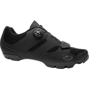 Giro Cylinder II MTB Shoes Black