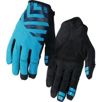 Giro DND LF MTB Gloves Blue/Black