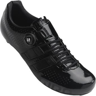 Giro Factor Techlace BOA IP1 Road Shoes Black Size 41