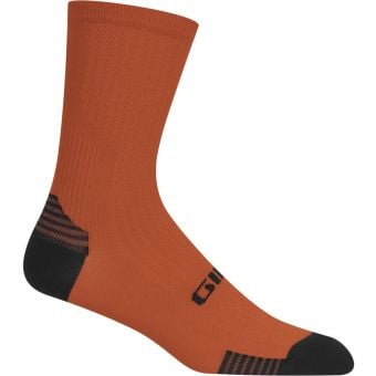 Giro HRc Plus Grip Socks Bright Red Small