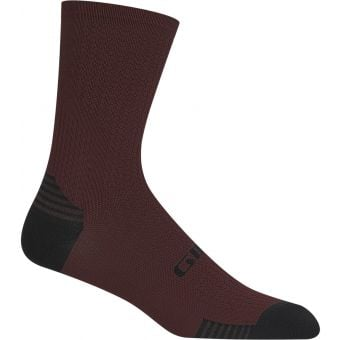 Giro HRc Plus Grip Socks Ox Red Small