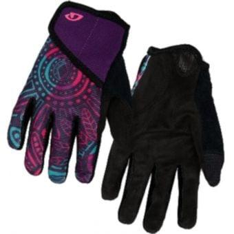 Giro JR-II DND LF Youth Gloves Blossom