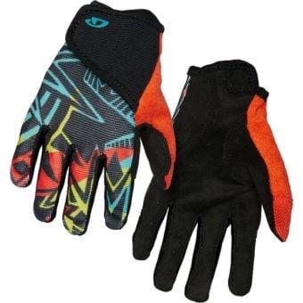 Giro JR-II DND LF Youth Gloves Blast