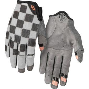 Giro LA DND LF Womens MTB Gloves Checkered