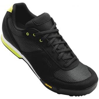 Giro Petra VR Womens MTB Shoes Black/Lime