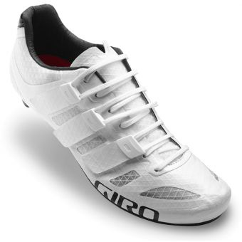 Giro Prolight Techlace Road Shoes White Size 42