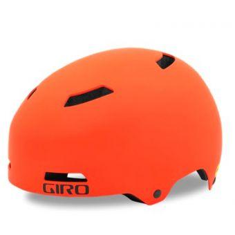 Giro Quarter MTB Helmet Flame Orange Medium