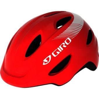 Giro Scamp Youth Helmet Bright Red X-Small