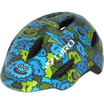 Giro Scamp Youth Helmet Creature Camo X-Small