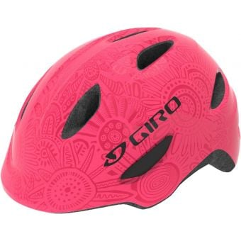 Giro Scamp Youth Helmet Pink/Pearl X-Small