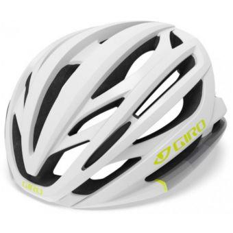 Giro Seyen MIPS Womens Road Helmet White/Grey/Citron