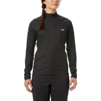 Giro Stow Womens Wind Jacket MTB Black Large