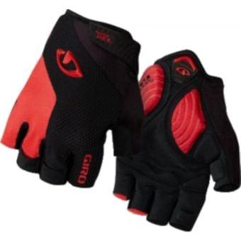 Giro Strade Dure Supergel Gloves Black/Red