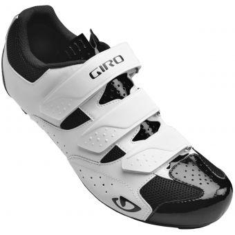 Giro Techne SPD Road Shoes White/Black