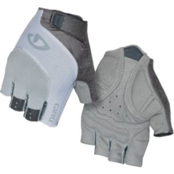 Giro Tessa Gel Womens Gloves Grey/White