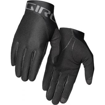Giro Trixter Full Finger MTB Gloves Black