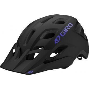 Giro Verce Womens MIPS Helmet Matte Black/Electric Purple Unisize