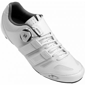 Giro Raes Techlace Womens Road Shoes White Size 37