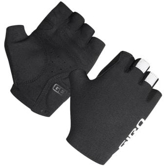 Giro Xnetic Fingerless Road Gloves Black Small