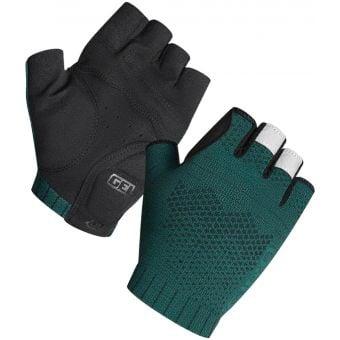 Giro Xnetic Fingerless Road Gloves True Spruce