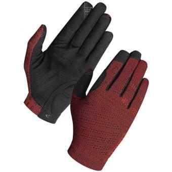Giro Xnetic MTB Gloves Red/Orange