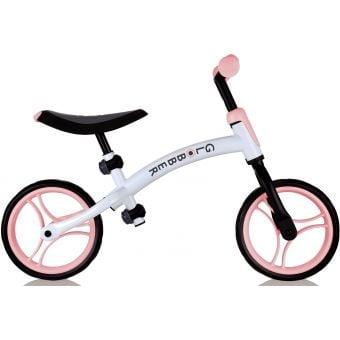 Globber Go DUO Balance Bike Pastel Pink
