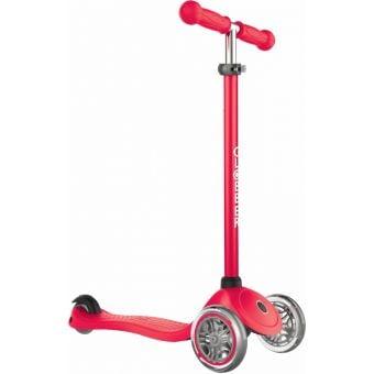 Globber Primo V2 Foldable Scooter Red