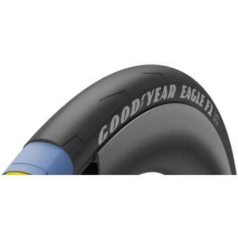 Goodyear Eagle F1 700x23c Tube Type Folding Road Tyre Black