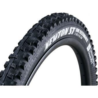 "Goodyear Newton-ST DH Ultimate 29x2.60"" Rugged/Soft Terrain Tubeless Folding Tyre Black"