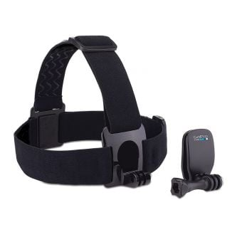 GoPro Head Strap and QuickClip Mount