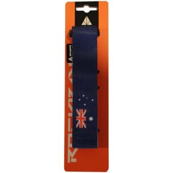 "Granite Design ""AccaDaccaStrappa"" Rockband Plus Carrier Strap 565mm Australian Flag Design"