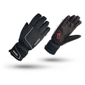 Grip Grab Polaris Long Finger Gloves Black
