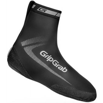 Grip Grab RaceAqua X Shoe Covers Black