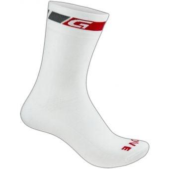 Grip Grab Summer Socks High Cut White