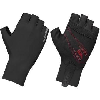 GripGrab Aero TT Raceday Short Finger Gloves Medium Black