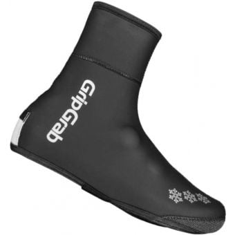 GripGrab Arctic Waterproof Deep Winter Shoe Covers Black