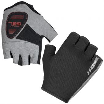 GripGrab EasyRider Padded SF Gloves Black 2021 Small