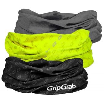 GripGrab Essentials MultiFunctional Neck Warmer 3-Pack