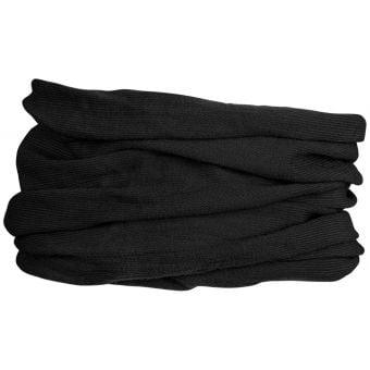 GripGrab Merino Wool MultiFunctional Neck Warmer Black