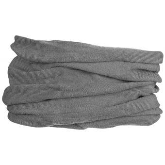 GripGrab Merino Wool MultiFunctional Neck Warmer Grey