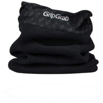 GripGrab Multifunctional Thermal Fleece Neck Warmer Black