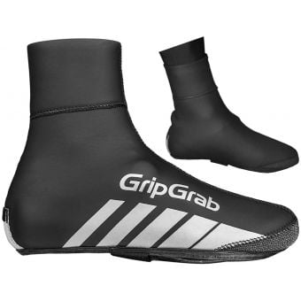 GripGrab RaceThermo Waterproof Winter Shoe Covers Black Large
