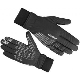 GripGrab Ride Windproof Winter Gloves Black