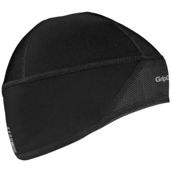 GripGrab Windproof Lightweight Thermal Skull Cap Black
